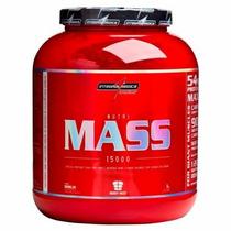 Nutri Mass 15000 - Chocolate 3000g - Integralmedica