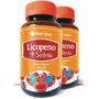 2 Licopenio + Selênio Suplemento 120 Comps 250mg Fretegrátis