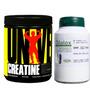 Creatina Universal Nutrition 200g + Dilatex 152 Caps