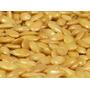 Sementes De Linhaça Dourada Para Plantio (200 Gramas)