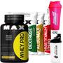 Frete Gratis Kit Anabolismo Muscular Academia-max Titanium
