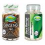 Ginseng Pro + Seca Barriga Pholia Negra 180 Compr. Nutrigold
