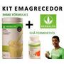 Kit Emagrecedor - Shake + Chá - (termogênico) Herbalife