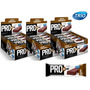 Kit 3 Cx Pro 30 Vit Bar Protein Trio - Chocolate