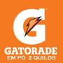 Gatorade Em Pó 2 Quilos - Sabor Tangerina (faz 29 Litros)!!