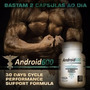 Andoid600 60 Cáps 600mg Pro Hormonal- Lançamento Incrível