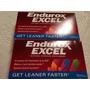 Endurox Excel Kit 2 Caixas Validade 05/2017 Pronta Entrega