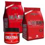 Nutri Whey 900g + Nutri Mass 1.5kg + Creat - Integral Médica