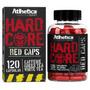 Hardcore Redcaps 120 Caps Thermogênico Emagrecedor Atlhetica