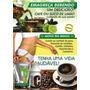 Kits De Cha Cafelife E Shake Produto Natural Original