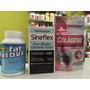 Sineflex + Fat Redux + Colágeno Hidrolisado De Brinde