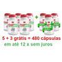 Compre 5 Goji Pro Leve 8 Original