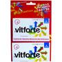 Vitforte Vitamina Com 90 Caps Suplemento Mineral Vitamed