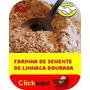 Farinha De Semente De Linhaça Dourada - 1 Kg