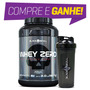 Whey Zero Importado - 907g - Black Skull - Chocolate