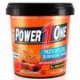 1 Kg Pasta De Amendoim Crocante Power One - Integral