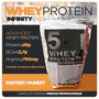 5 Whey Protein 2kg - Infinity Labs (pague 3 Leve 4) Wey Way