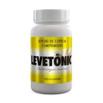 Levetônic - Levedo De Cerveja - 400 Comprimidos - Body Actio