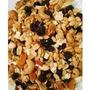 Mix Soja,castanha,frutas Desidratadas 2.5k + Sal Himalaia 1k