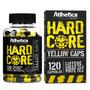 Hardcore Yellow Caps (120 Cápsulas) - Atlhetica