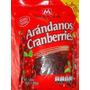 Cranberry Fruta (desidratada) 1kg - Premium