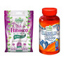 Fique Esbelte! Chá Emagrecedor Hibiscus Plus+omega 3 1000mg