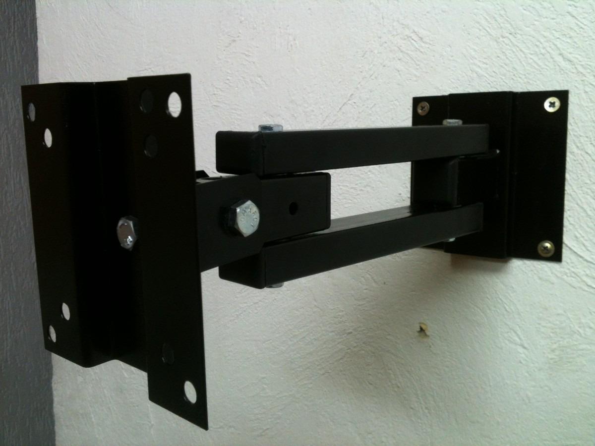 Suporte articulado tv monitor lcd led plasma 3d 15 a 24pol - Soporte articulado tv ...