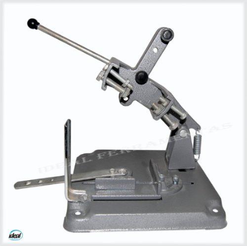 Suporte P/ Esmerilhadeira 4.1/2 - Fabricado Em Aço E C/ Mola