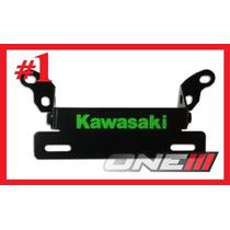 Eliminador De Rabeta Er-6n Personalizado Logo Kawasaki Er6n