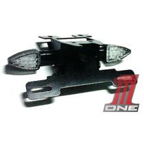 Eliminador Hornet Com Luz De Placa E Piscas Led Articulado