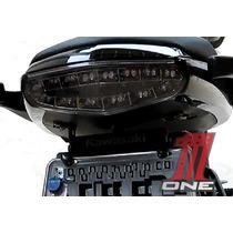 Suporte Eliminador Rabeta Moto Er6n 2009 Com Logo Kawasaki