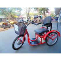 Triciclo Elétrico,bicicleta Elétrica Para Deficientes