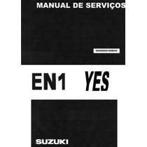 Manual Completo De Serviço Da Moto Suzuki En 125 Yes