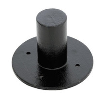 Suporte Alumínio Para Pedestal De Caixa De Som Copo Chapéu