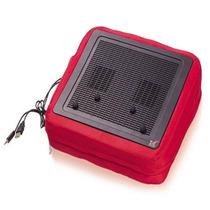 Mesa Almofada Notebook 2 Cooler Suporte C/ Caixa Som