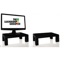 Suporte Mesa Para Monitor Tv Notebook Ergonômico Leadership