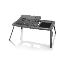 Mesa Para Notebook - Cooler Duplo - Ac127 - Multilaser