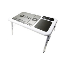 Mesa Para Notebook Ergonômica Cooler Hub E-table Ld09 Nova