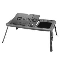 Mesa Portátil Para Notebook Com Cooler Multilaser - Ac127