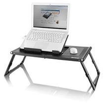 Suporte Mesa Para Notebook Premium C/ Cooler Duplo
