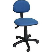 Cadeira Secretaria Office - Azul