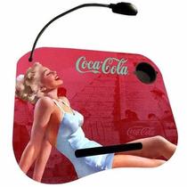 Bandeja Almofada Para Notebook Coca Cola
