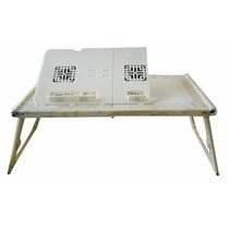 Mesa Portátil Notebook Dual Cooler E-table Dobrável