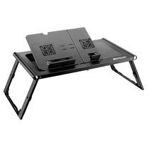Mesa Para Notebook Premium C/ Cooler Duplo Multilaser Ac131