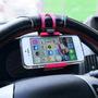Suporte Celular Carro Veicular Automotivo Volante Iphone G