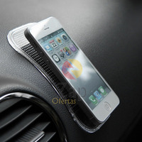Suporte Veicular Magic Pad Iphone Galaxy Razr Fret Gráts V18
