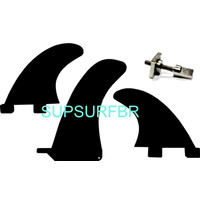 Quilha Central Para Stand Up + Parafuso + Estabilizadores