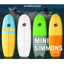 Prancha De Surf Mini Simmons