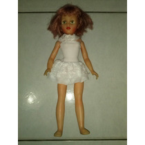 Boneca Jeny Atma 4704 Antiga E Rara Em Perfeito Estado.