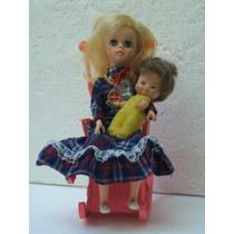 Susi Brinquedo Antigo Estrela Boneca Susi Naninha Anos 70/80